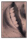 Georgie Nettell. Self expression self promotion, 2017. Océ ColorWave print, aluminum frame. 118,9 x 84,1 cm
