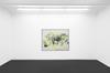 Julia Haller, Untitled, 2017. Mixed media on canvas. 155 x 200 cm