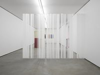 Installation view. Isolated Truth, 2010. Kunsthalle Lingen, Lingen