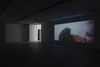 Installation view. Till Megerle. Rap, in The Thug Silhouette, 2017. Kunstbunker Nuremberg