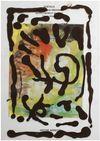 Portikus Poster (House Arrest), 2011. Offset print
