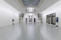 Installation view. Hans-Christian Lotz, 2018. Kunstverein Freiburg