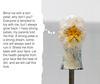 Sur pollen, 2015 (detail). Garbage container, steel, polyurethane, epoxy, wig, paint. 215 x 80 x 170 cm Text by Porpentine Charity Heartscape