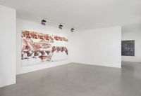Installation view. Hang, 2013. Christian Andersen, Copenhagen
