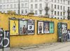 Merlin Carpenter. Exhibition posters throughout the city of Copenhagen