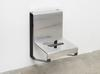 Benjamin Hirte. Pelvis chair, 2016. Aluminum, steel. 70 x 48 x 63 cm