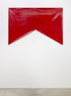Benjamin Hirte. Vector (Marlboro theme), 2016. PVC. 250 x 180 cm
