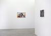 Installation view. Edith Deyerling, Flora Klein, Miriam Visaczki, 2016. Christian Andersen, Copenhagen