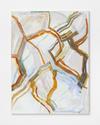 Flora Klein. Ohne Titel, 2015. Acrylic on canvas. 145 x 110 cm