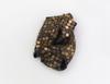 Lina Viste Grønli. Pentimento Knickers (Dark), 2016. Underwear, US pennies, silicone. 7 x 39 x 32 cm