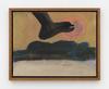 Tom Humphreys. Foot, 2016. Acrylic on canvas. 39.50 x 49.70 cm
