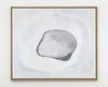 Tom Humphreys. White stone, 2016. Acrylic, ink on linen. 88.50 x 103.50 cm