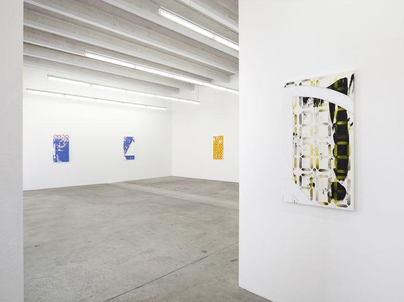 88.8888, 88.8888, 2018. Installation view, Christian Andersen, Copenhagen
