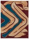 Rasmus Nilausen. Tongue in Cheek, 2019. Oil on linen. 40 x 30 cm