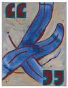 Rasmus Nilausen. Polyglossia, 2019. Oil on linen. 35 x 27 cm