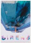Sirens, 2015. Archival inkjet print, glass, screws. 100 x 70 cm. Allan Nicolaisen, Steffen Jørgensen, Robert Kjær Clausen