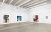 Installation view. Tom Humphreys. Riders, 2019. Christian Andersen, Copenhagen
