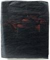 Rolf Nowotny, Emerging Yasmin, 2013. Crayon on silk paper. 27 x 22 cm. How can I sleep, 2013. Christian Andersen, Copenhagen