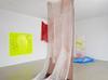 Installation view. Att lösgöra sig / försök ha distans / önskningar och argument / vad är skillnaden?, 2011. Christian Andersen, Copenhagen