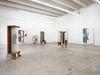 Installation view. Carl Mannov. Agggoraphobe, 2018. Christian Andersen, Copenhagen
