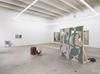 Installation view. Carl Mannov. DESK CHOP SHA CHI, 2016. Christian Andersen, Copenhagen