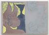 Carl Mannov. TBC, 2017. Acrylic on canvas. 50 x 70 cm