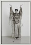 Lina Viste Grønli. Phil Collins in Eurythmics, 2012 (detail). 11 archival inkjet prints, framed in black aluminium. 100 x 67.50 cm. Phil Collins in Eurythmics, 2012. Christian Andersen, Copenhagen