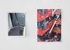 Sara Deraedt. Untitled, 2010. Xerox print, magnets. 29,5 x 21 cm. Hard Words, 2014. Christian Andersen, Copenhagen