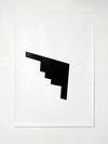 Andreas Clausen. B2-02, 2013. Archival inkjet print on PVC. 213 x 150 cm. Just ask the lonely, 2013. Christian Andersen, Copenhagen