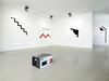 Installation view. Andreas Clausen. Just ask the lonely, 2013. Christian Andersen, Copenhagen