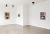 Installation view. Tom Humphreys. Straight Man's Camp, 2012. Christian Andersen, Copenhagen