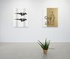 Installation view. Alistair Frost. Out of Office Auto Reply, 2012. Christian Andersen, Copenhagen