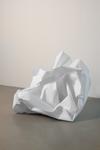 Pind. Metaobject discarded, 2011. Paper. 91,5 x 129,4 cm / 50 x 50 x 55 cm. Someone else's idea turned into mine, 2011. Christian Andersen, Copenhagen