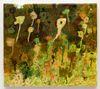 Morten Knudsen. Untitled, 2020. Oil, acrylic, wax on canvas. 28 x 32 cm. Himmelskibet, 2020. Christian Andersen, Copenhagen
