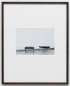 Lasse Schmidt Hansen. Notes on Site Specificity (Documentation), 2006. Archival inkjet print, maple wood frame. 54 x 44 cm