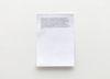 Amalie Eibye Brandt. Untitled, 2018. Laserjet print. 21 x 29,7 cm. Himmelskibet, 2020. Christian Andersen, Copenhagen