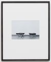Lasse Schmidt Hansen. Notes on Site Specificity (Documentation), 2006. Archival inkjet print, maple wood frame. 54 x 44 cm. Frieze Viewing Room, London. Christian Andersen, Copenhagen, 2020.