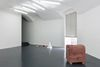 Installation view. Benjamin Hirte. First Houses, 2020. Galerie Emanuel Layr, Vienna