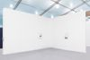 Installation view. Julia Haller. Frieze Frame, New York, 2016. Christian Andersen, Copenhagen