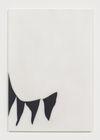 Julia Haller. Untitled, 2016. Graphite, acrylic, varnish on mineral composite board. 69,4 x 47,7 cm . Frieze Frame, New York, 2016. Christian Andersen, Copenhagen