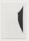 Julia Haller. Untitled, 2016. Graphite, acrylic, varnish on mineral composite board. 70,2 x 47,7 cm. Frieze Frame, New York, 2016. Christian Andersen, Copenhagen