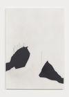 Julia Haller. Untitled, 2016. Graphite, acrylic, varnish on mineral composite board. 66,6 x 47,7 cm. Frieze Frame, New York, 2016. Christian Andersen, Copenhagen