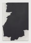 Julia Haller. Untitled, 2016. Graphite, acrylic, varnish on mineral composite board. 70,7 x 47,7 cm. Frieze Frame, New York, 2016. Christian Andersen, Copenhagen