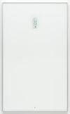 Hans-Christian Lotz. Rain over Water, 2012. Printed circuit board with components, RFID-tag, tape, glass, aluminium, plastics. 163 x 98,5 x 3,5 cm. Liste, Basel, 2018. Christian Andersen, Copenhagen