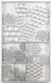 Hans-Christian Lotz. Untitled, 2018. Aluminium, silicone, acrylic glass. 163 x 98,5 x 6 cm. Liste, Basel, 2018. Christian Andersen, Copenhagen