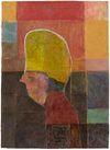 Benjamin Bernt. Untitled, 2011. Acrylic, crayon, paper and oil pastel on cardboard. 29,7 x 21 cm. Oblatis Zero, 2011. Christian Andersen, Copenhagen
