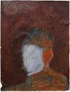 Benjamin Bernt. Untitled, 2010. Acrylic, crayon, oil pastel and wax on paper. 31,5 x 24 cm. Oblatis Zero, 2011. Christian Andersen, Copenhagen