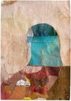 Benjamin Bernt. Untitled, 2011. Crayon, oil pastel on found paper. 29,7 x 21 cm. Oblatis Zero, 2011. Christian Andersen, Copenhagen