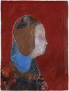 Benjamin Bernt. Untitled, 2011. Acrylic, crayon, india ink, paper, oil pastel on paper. 33,5 x 23 cm. Oblatis Zero, 2011. Christian Andersen, Copenhagen