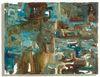 Morten Skrøder Lund. Untitled, 2011. Oil on canvas. 30 x 39 cm. Master, 2011. Christian Andersen, Copenhagen